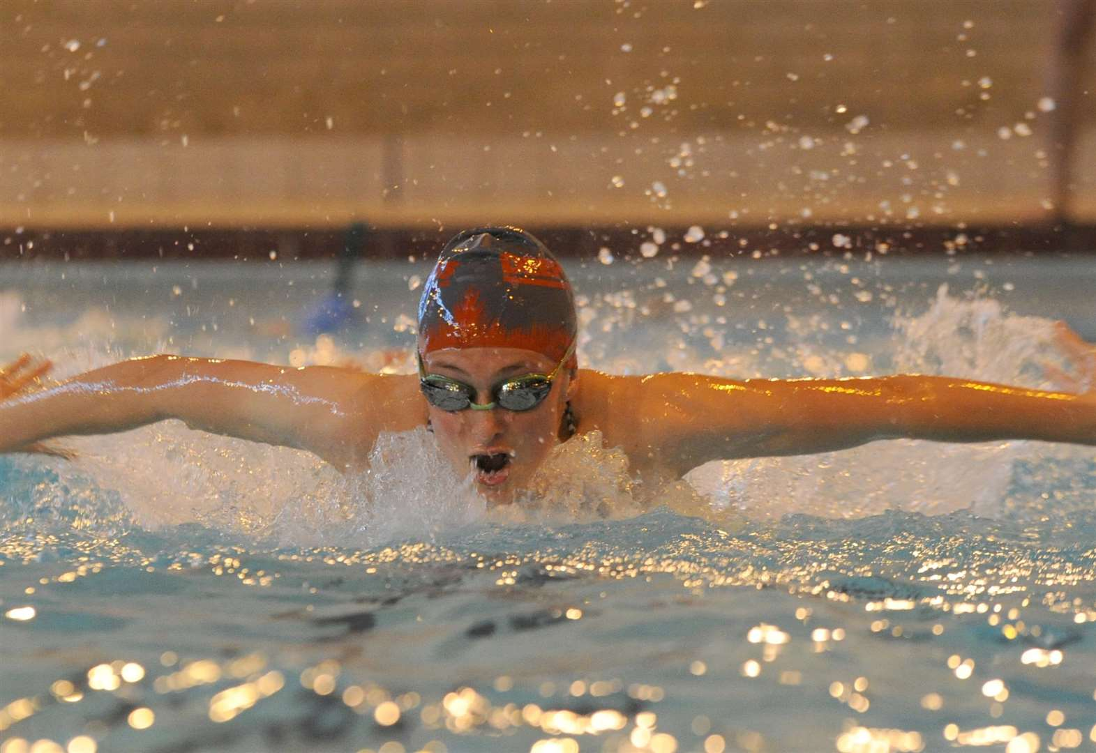 SWIMMING: Bronze medal for Emma after bonanza of bests