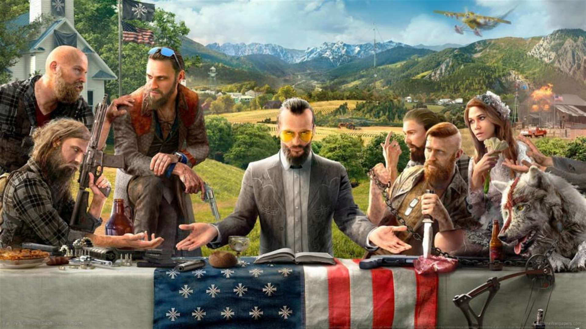 Console Corner: Far Cry 5 review