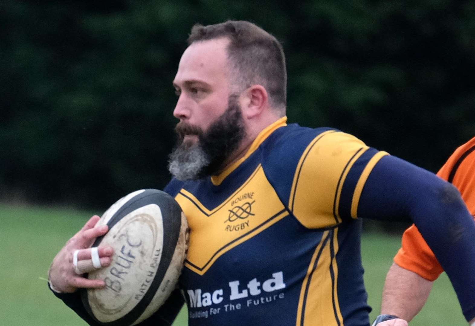 RUGBY UNION: Disappointing defeat as Bourne are beaten in long away trip