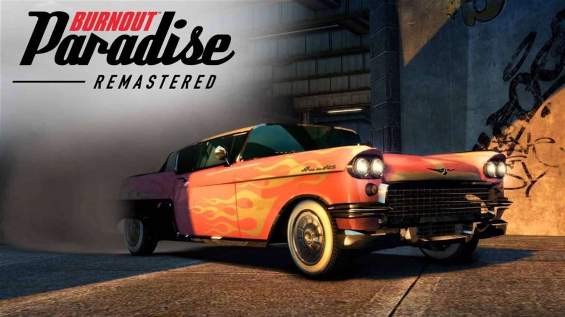 Console Corner: Burnout Paradise Remastered