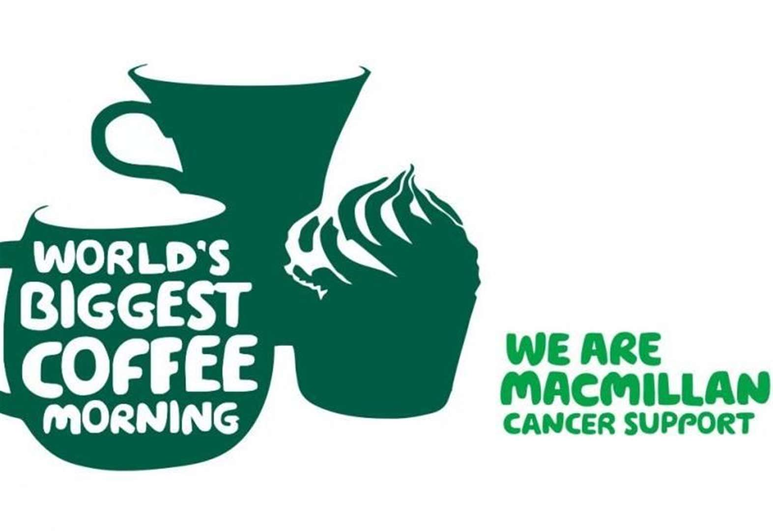 Macmillan's World's Biggest Coffee Morning events