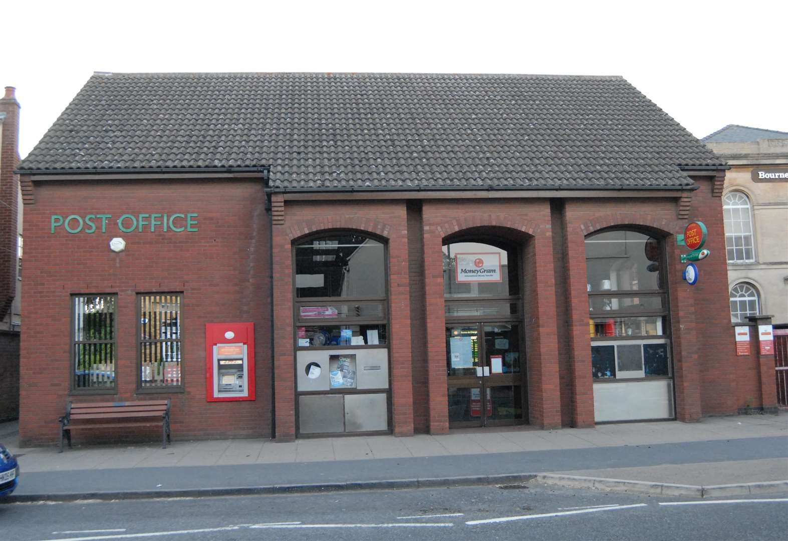 Agreed move for Bourne Post Office to nearby empty premises