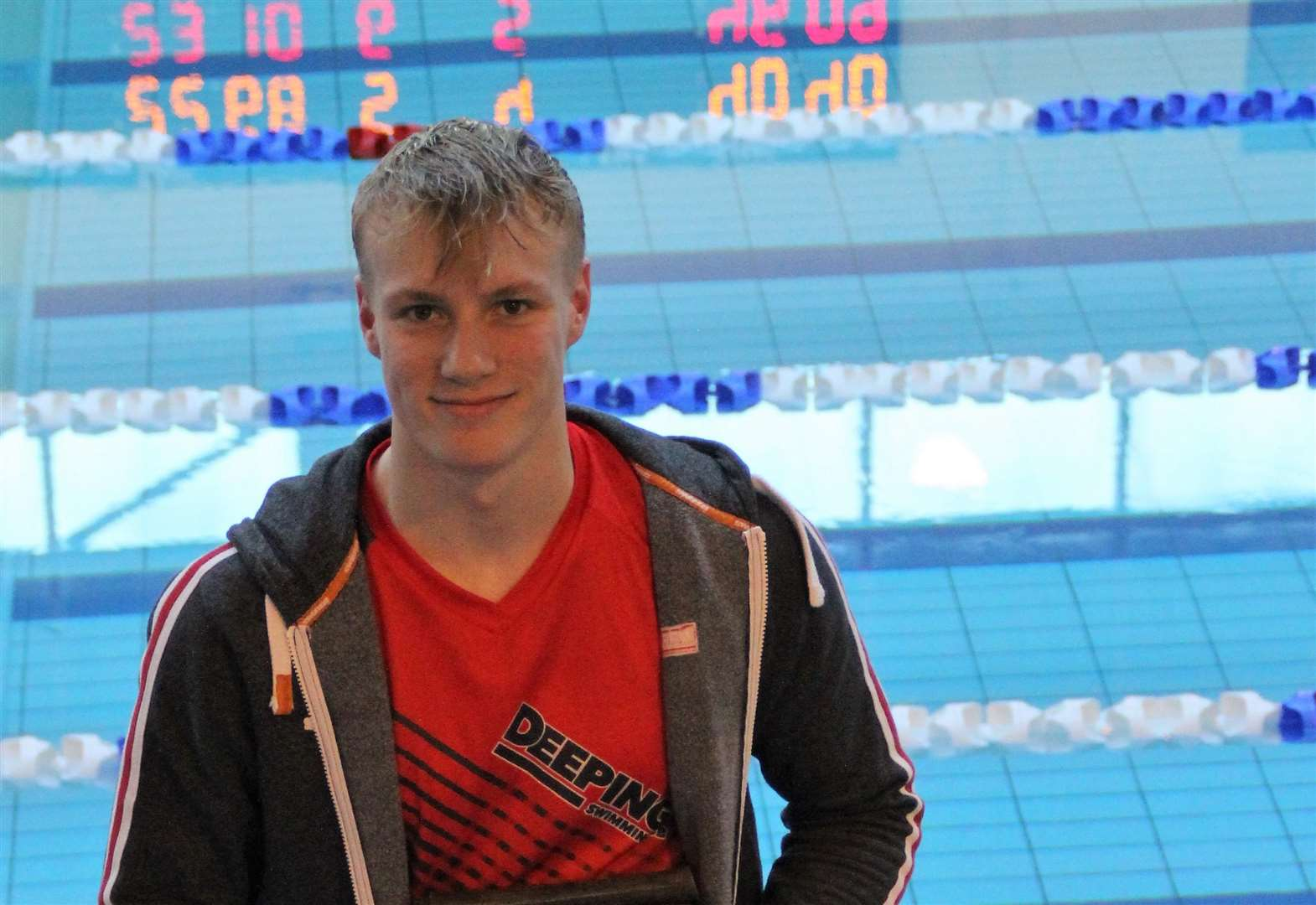 SWIMMING: Deepings make stunning start at Lincolnshire finals