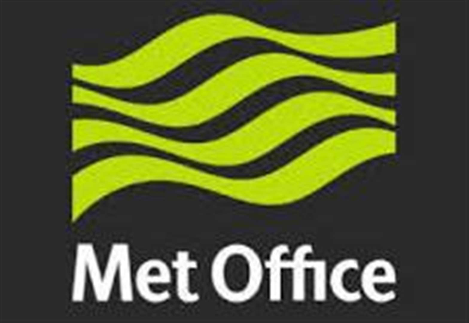 Met Office issues warning for strong winds