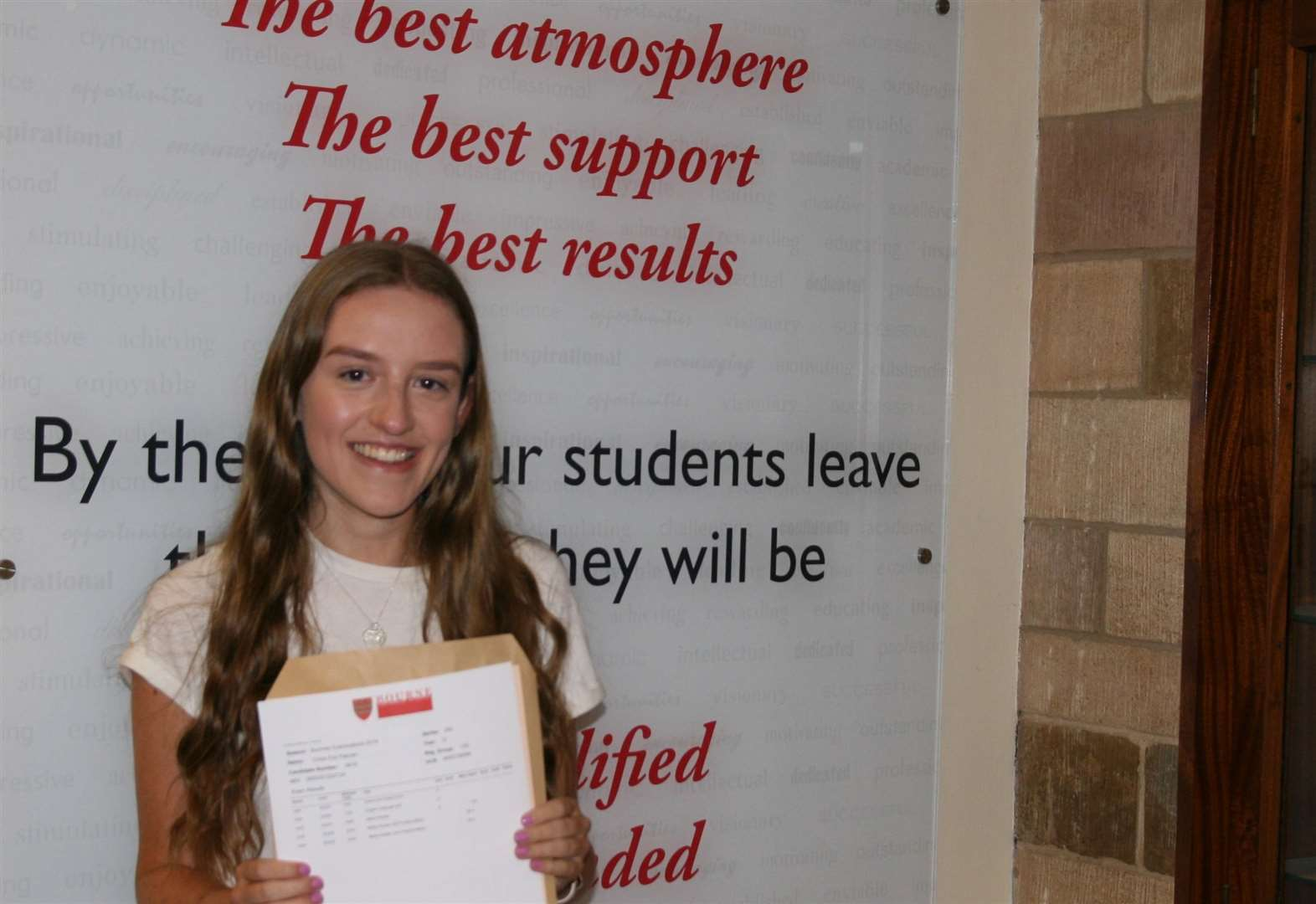 A-levels: Very best results for Bourne Grammar School
