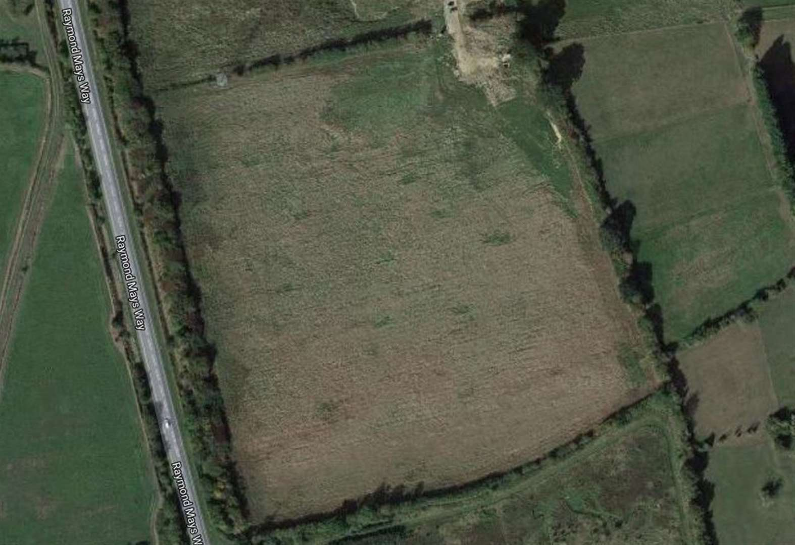 Assurances over land for 174 homes