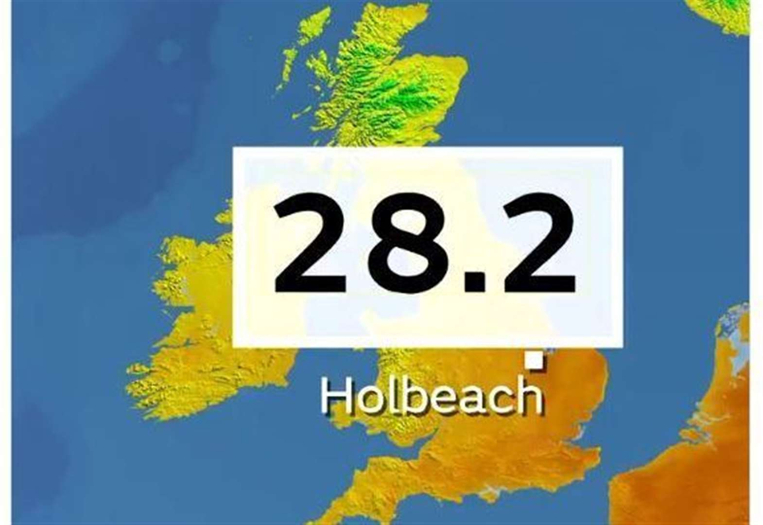 Are we in for a record-breaking Bank Holiday weekend?