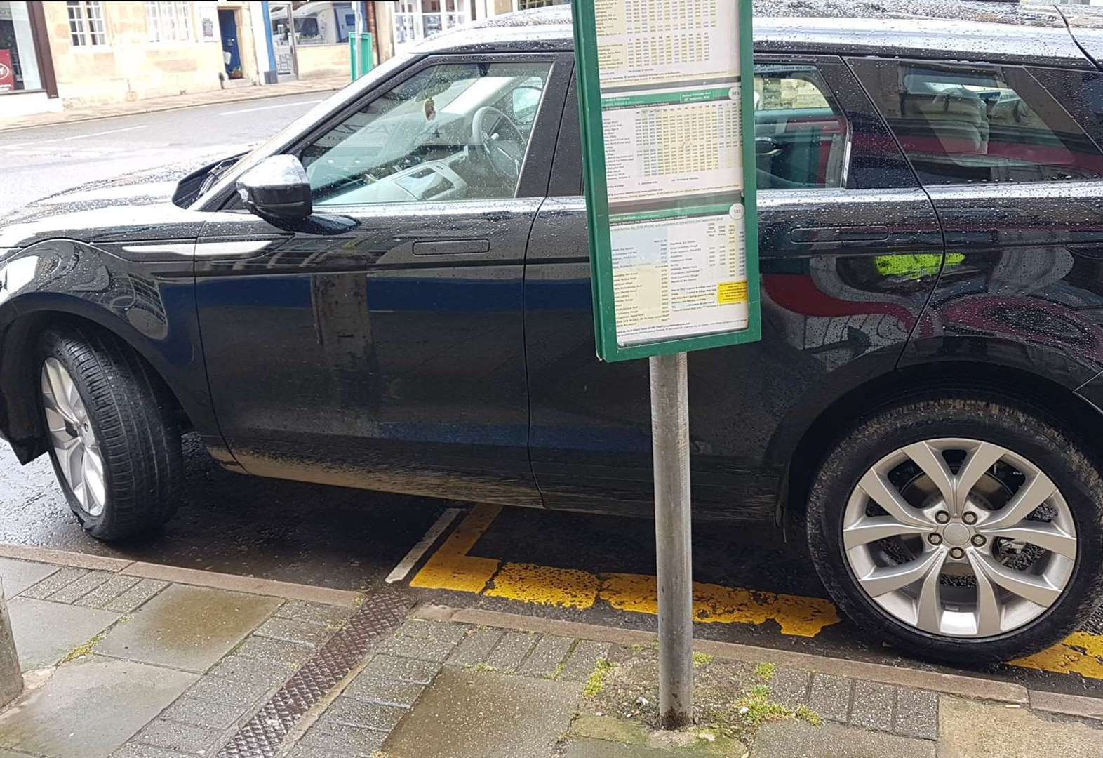Crackdown on people who park dangerously