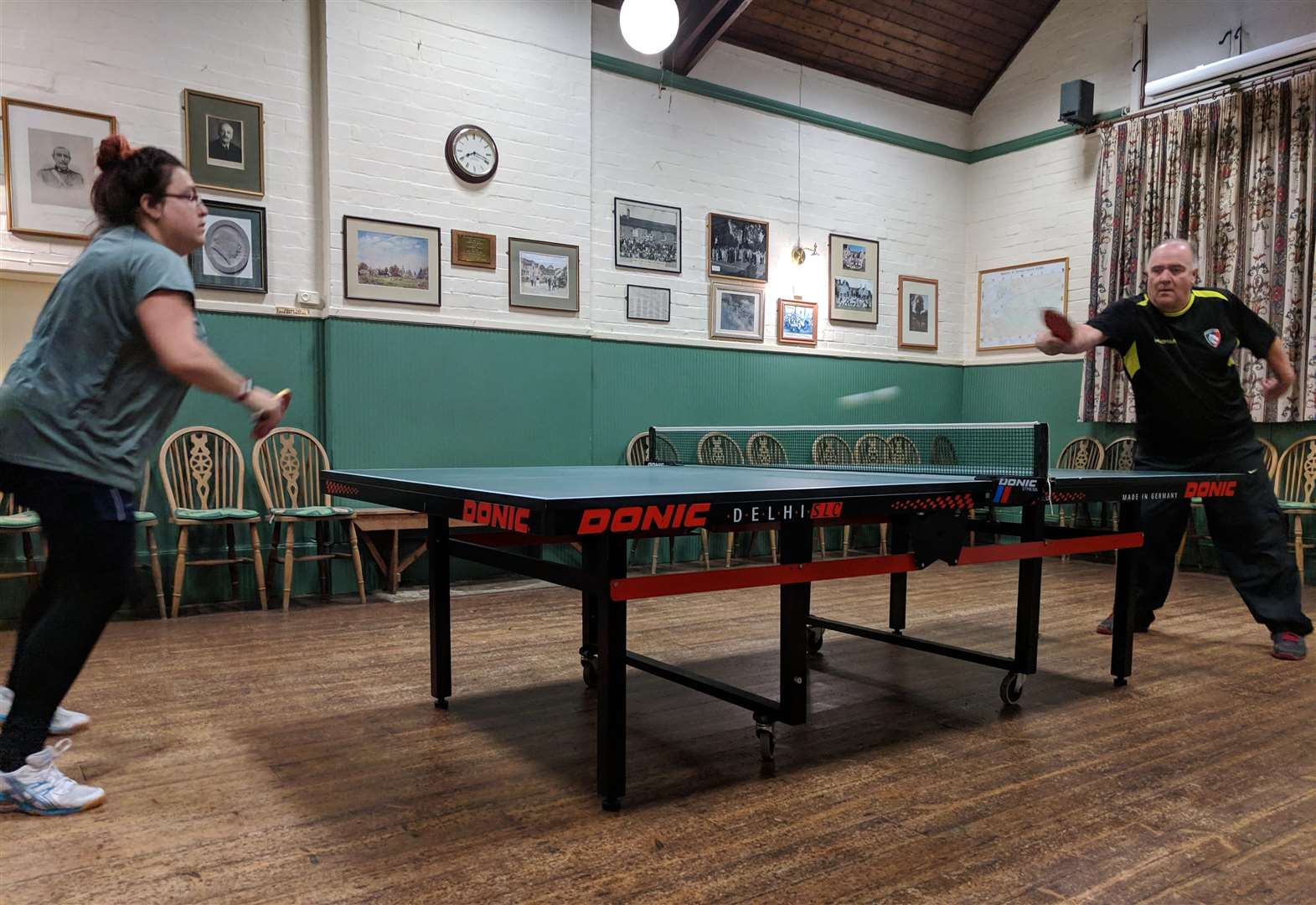TABLE TENNIS: MTTG's quest for the perfect campaign continues