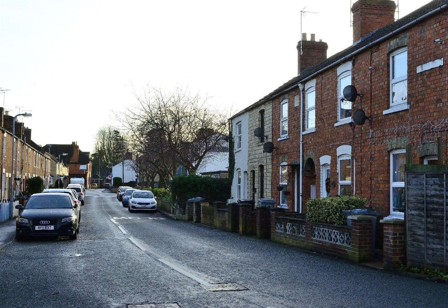 Situation leaves Bourne residents with 'nowhere to park'