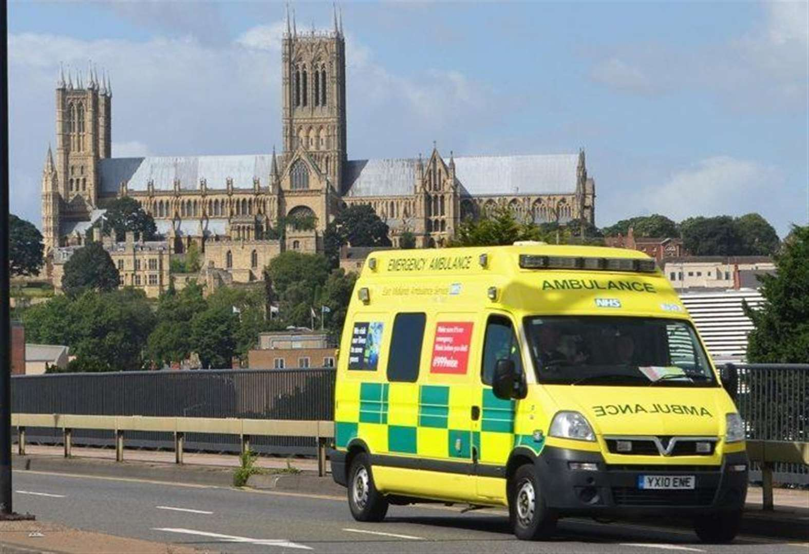 'More work to do' at ambulance service