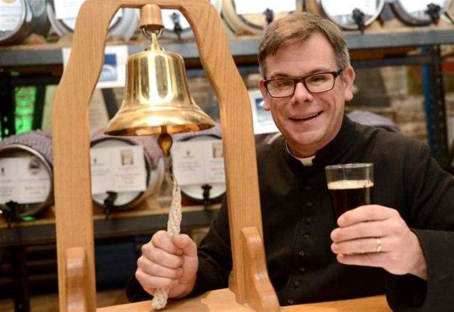 South Kesteven and Rutland set for their 'biggest' beer festival in historic St Wulfram's Church