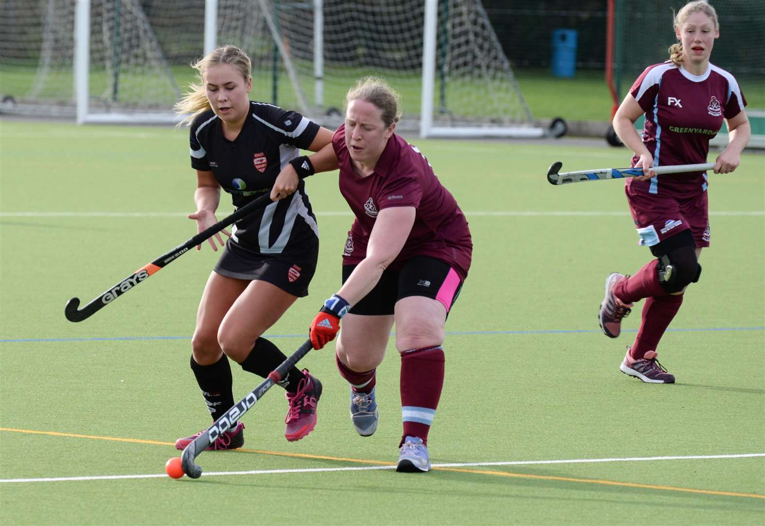 HOCKEY: Fifth successive win sees Dragons roar into third spot