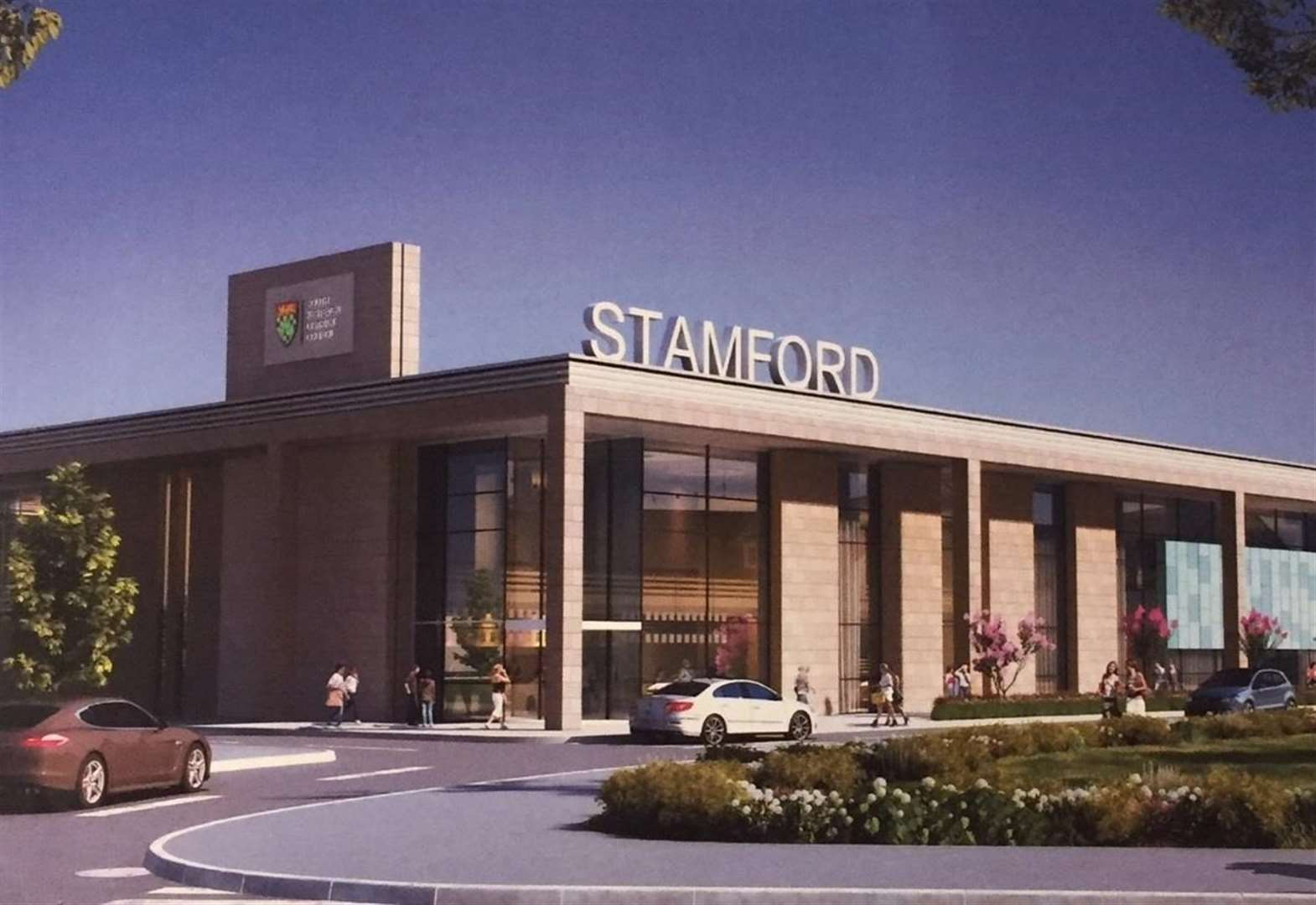 New leisure centres planned for Stamford and Deeping and a remodel for Bourne