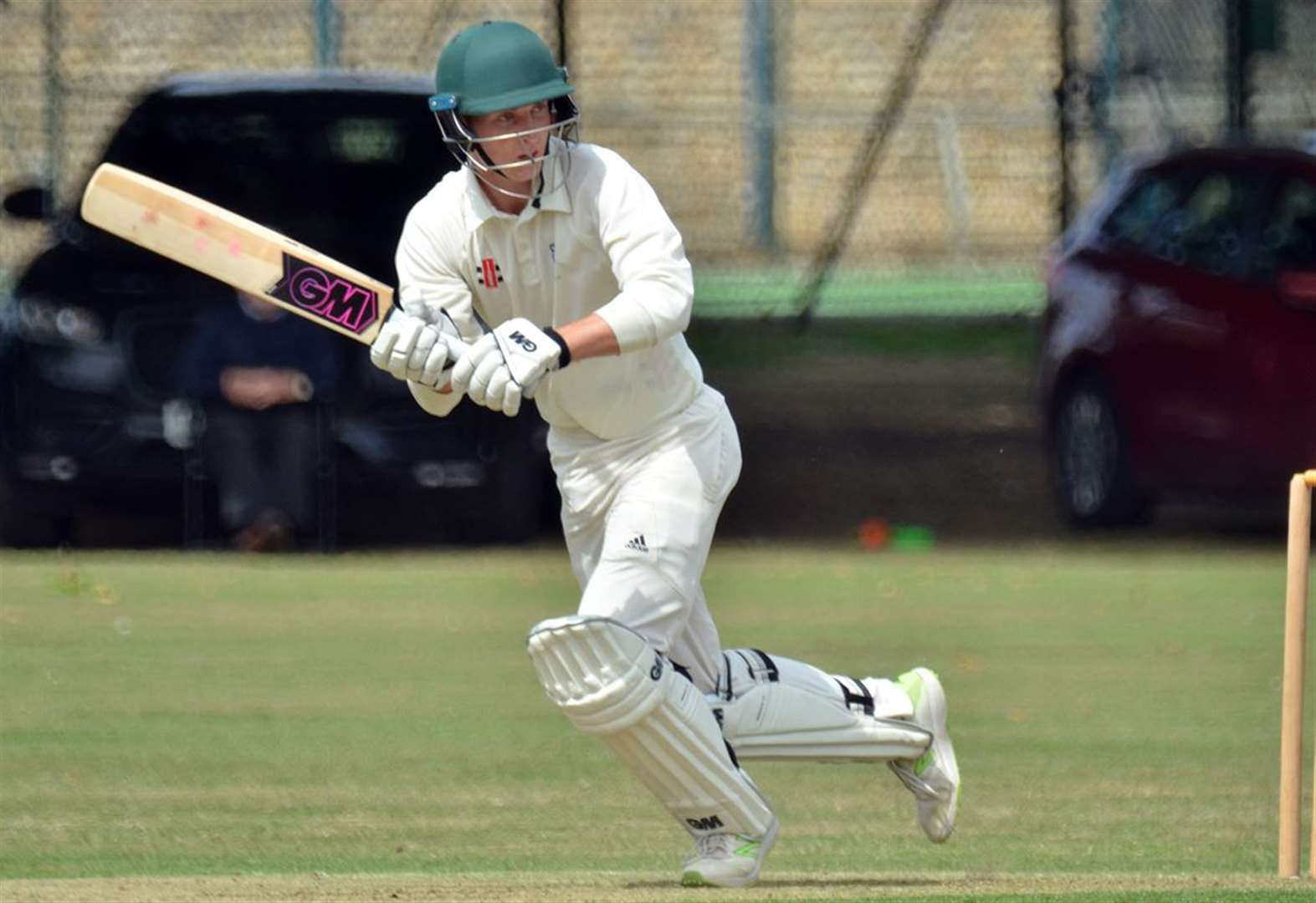Joey jubilant after making first-class debut for Nottinghamshire