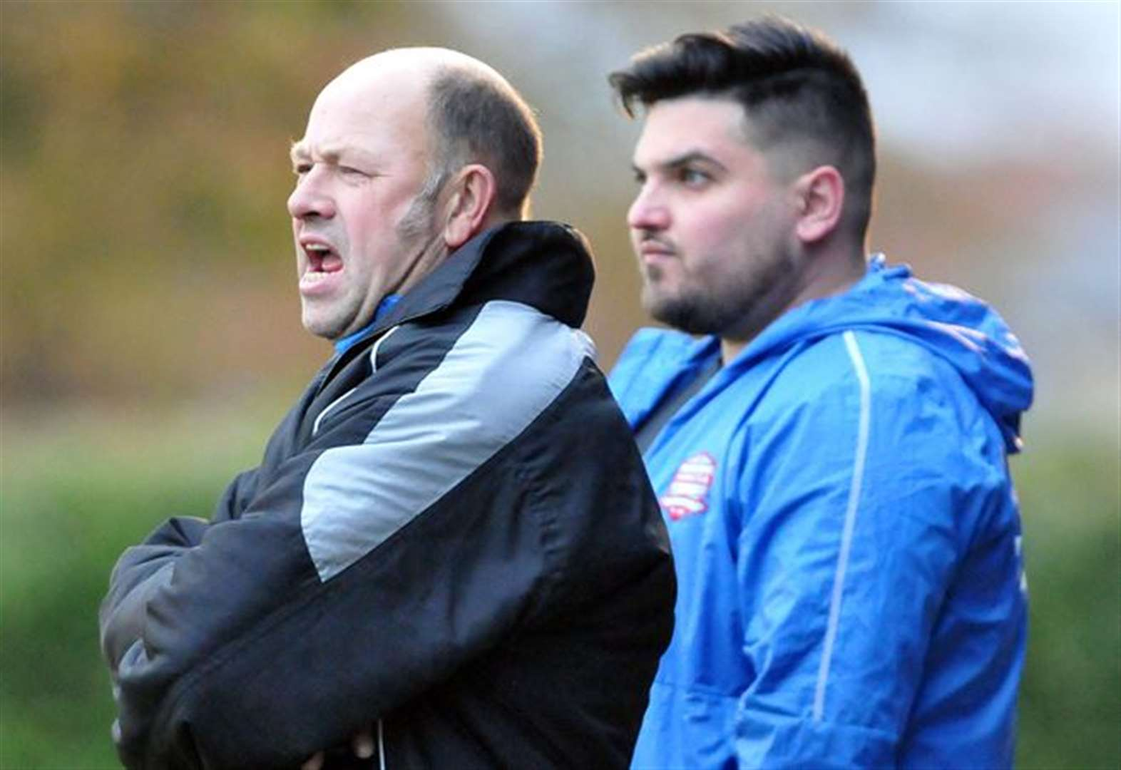 FOOTBALL: Wakes boss delighted by 'great reaction'
