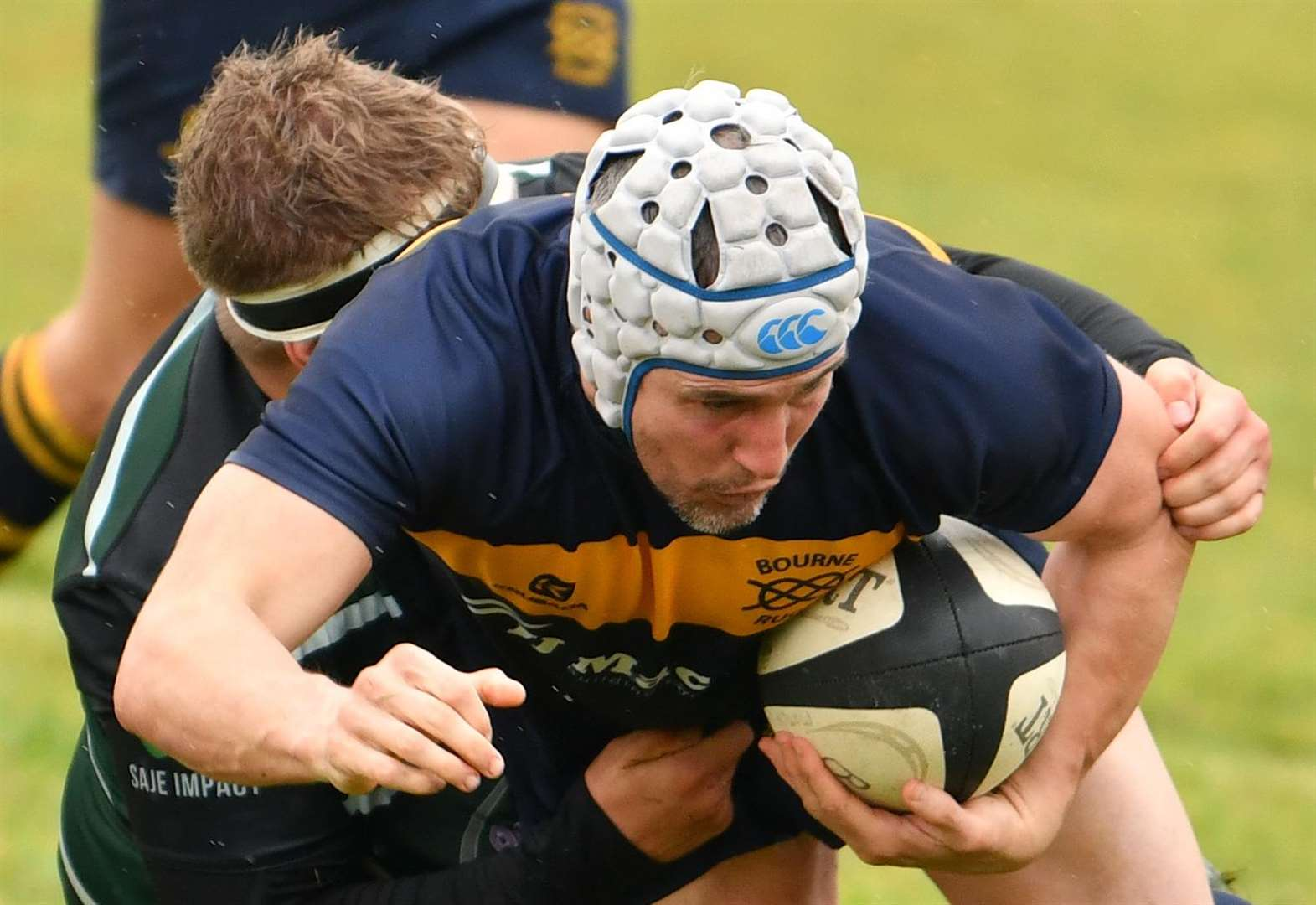 RUGBY UNION: Third successive loss for newly-promoted Bourne