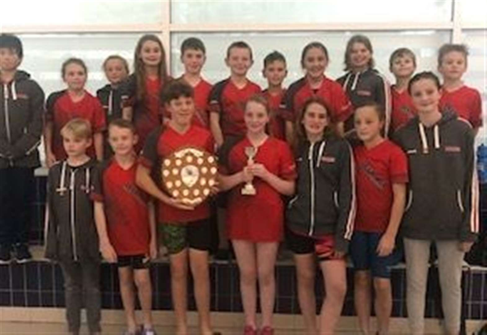 Trophy triumph for young Deepings swimmers after Fenland League glory
