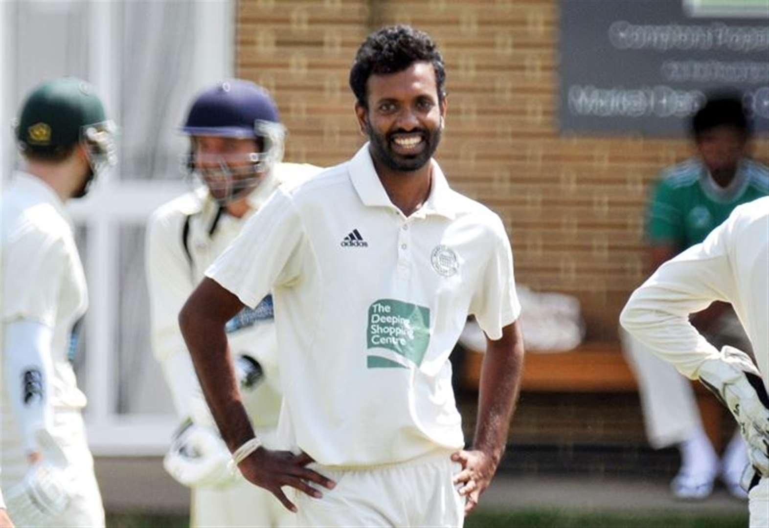 Perera extends Deeping stay for third successive season