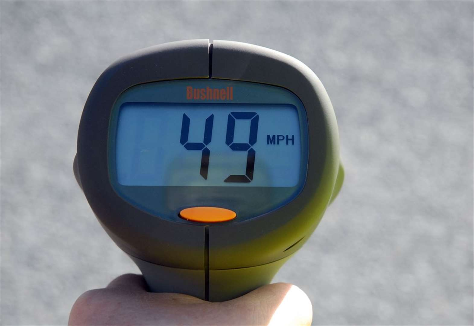Crackdown on speeding drivers