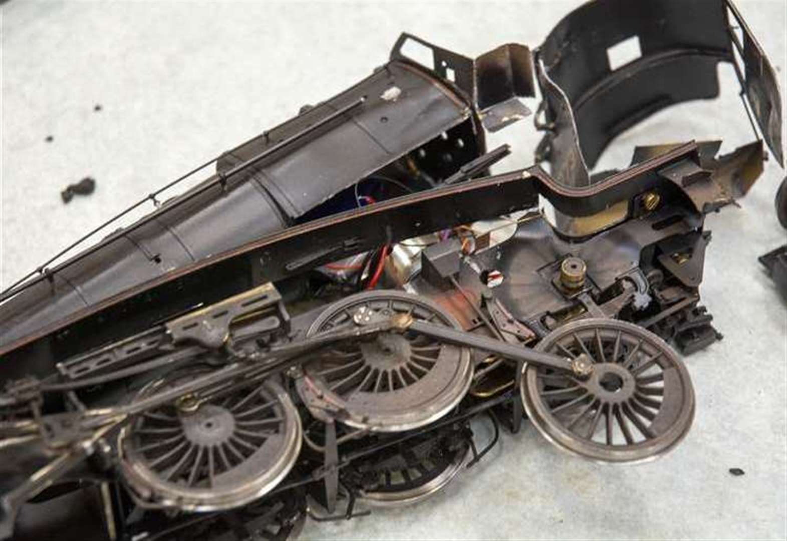 Market Deeping Model Railway Club vandals sentenced to pay £500 compensation