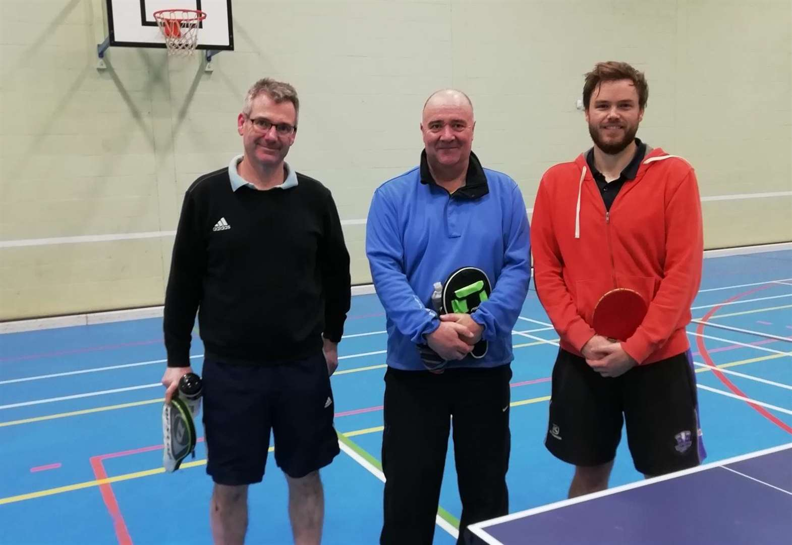 TABLE TENNIS: Tallington and Free Church secure semi-final spots