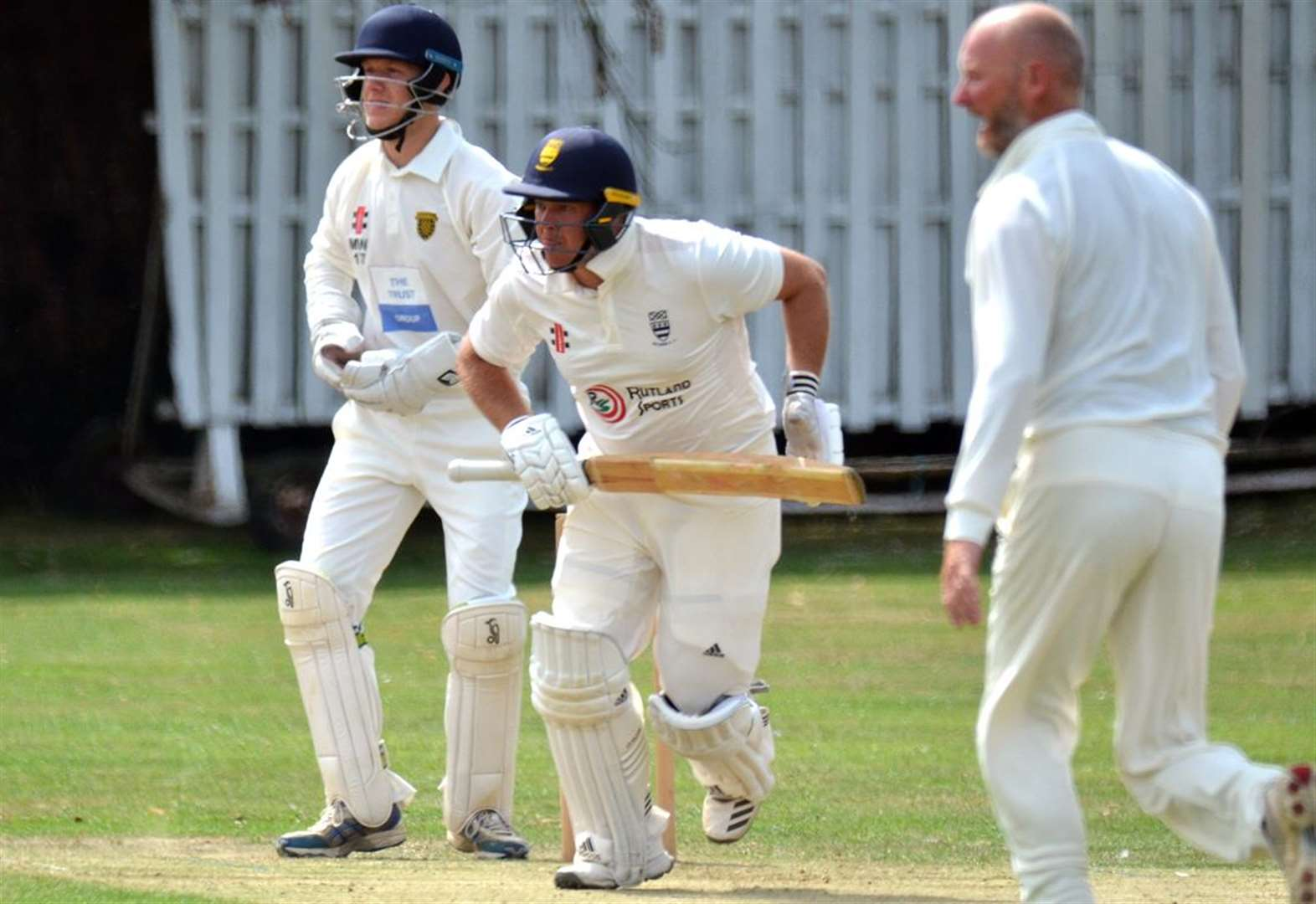 CRICKET: Defeats for Bourne and Market Deeping