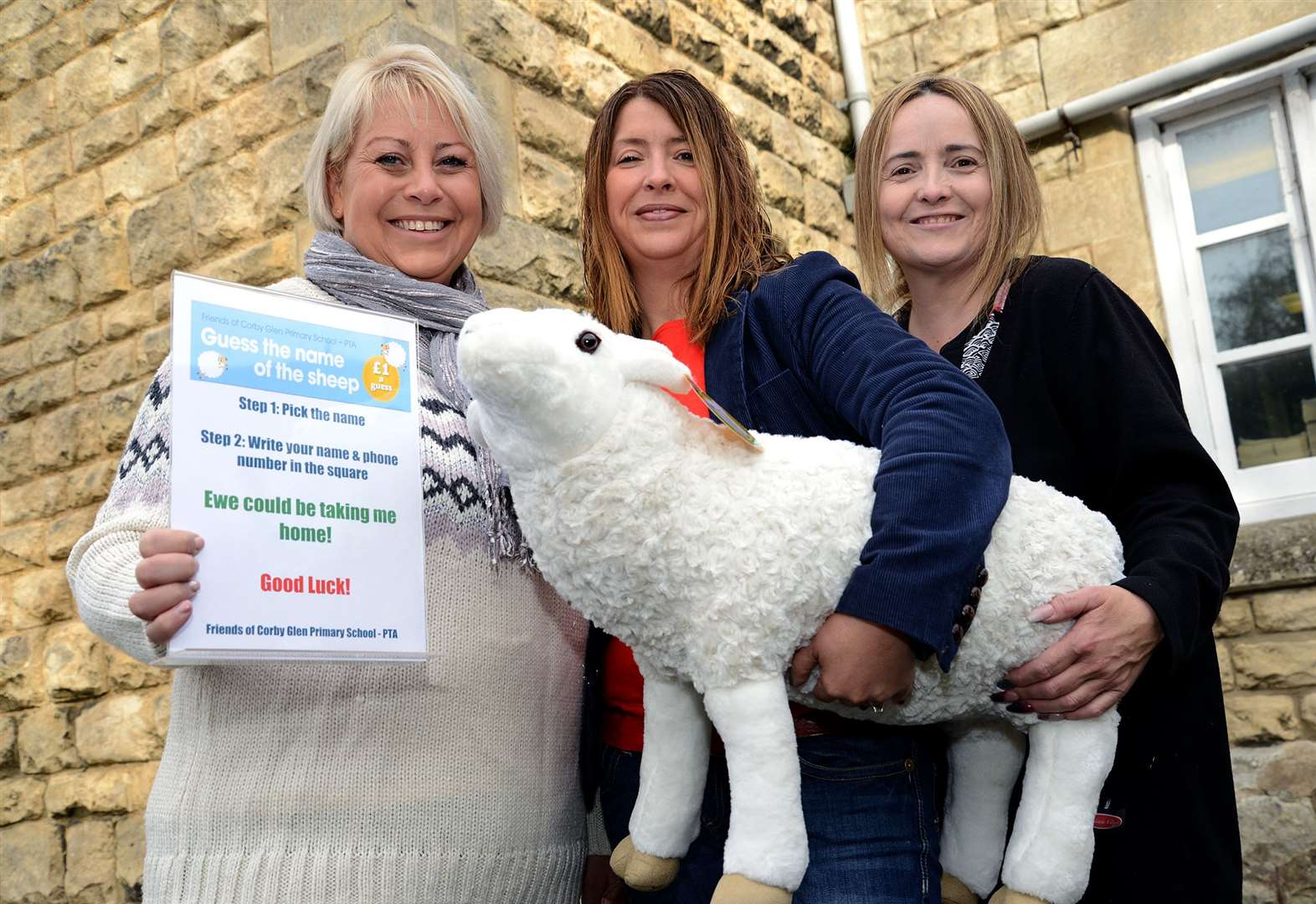 Corby Glen Sheep Fair will be fun for all