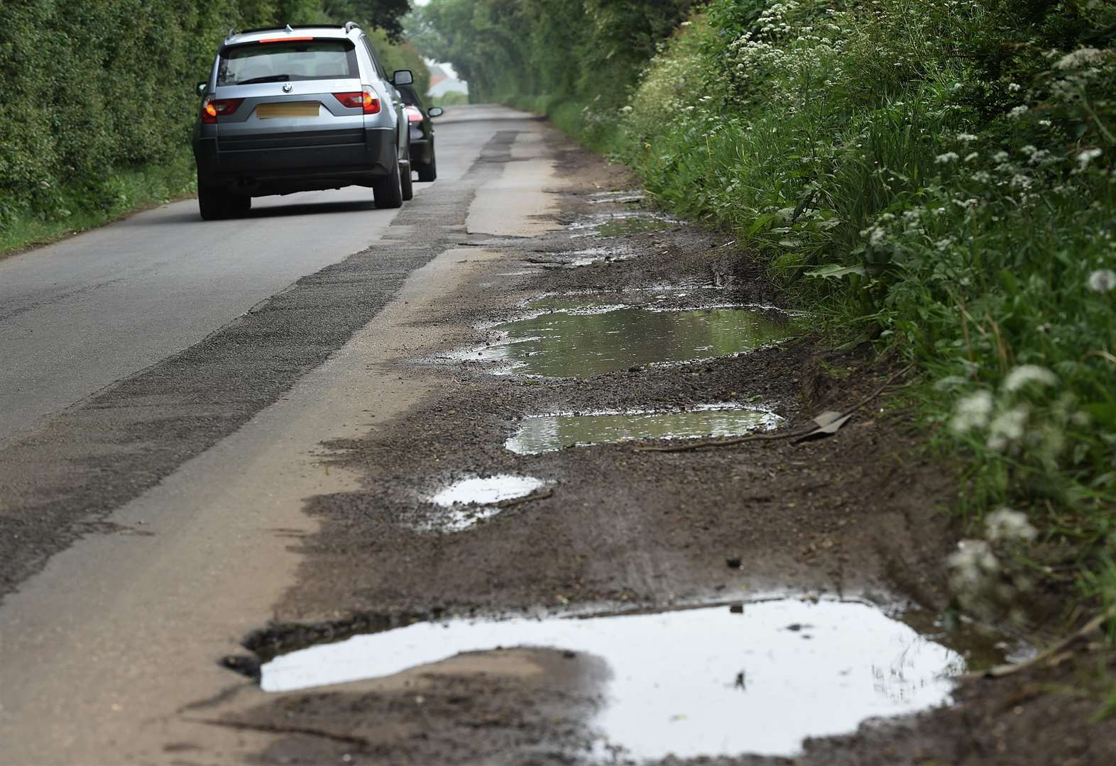 Lincolnshire receives an extra £13.7m for road repairs