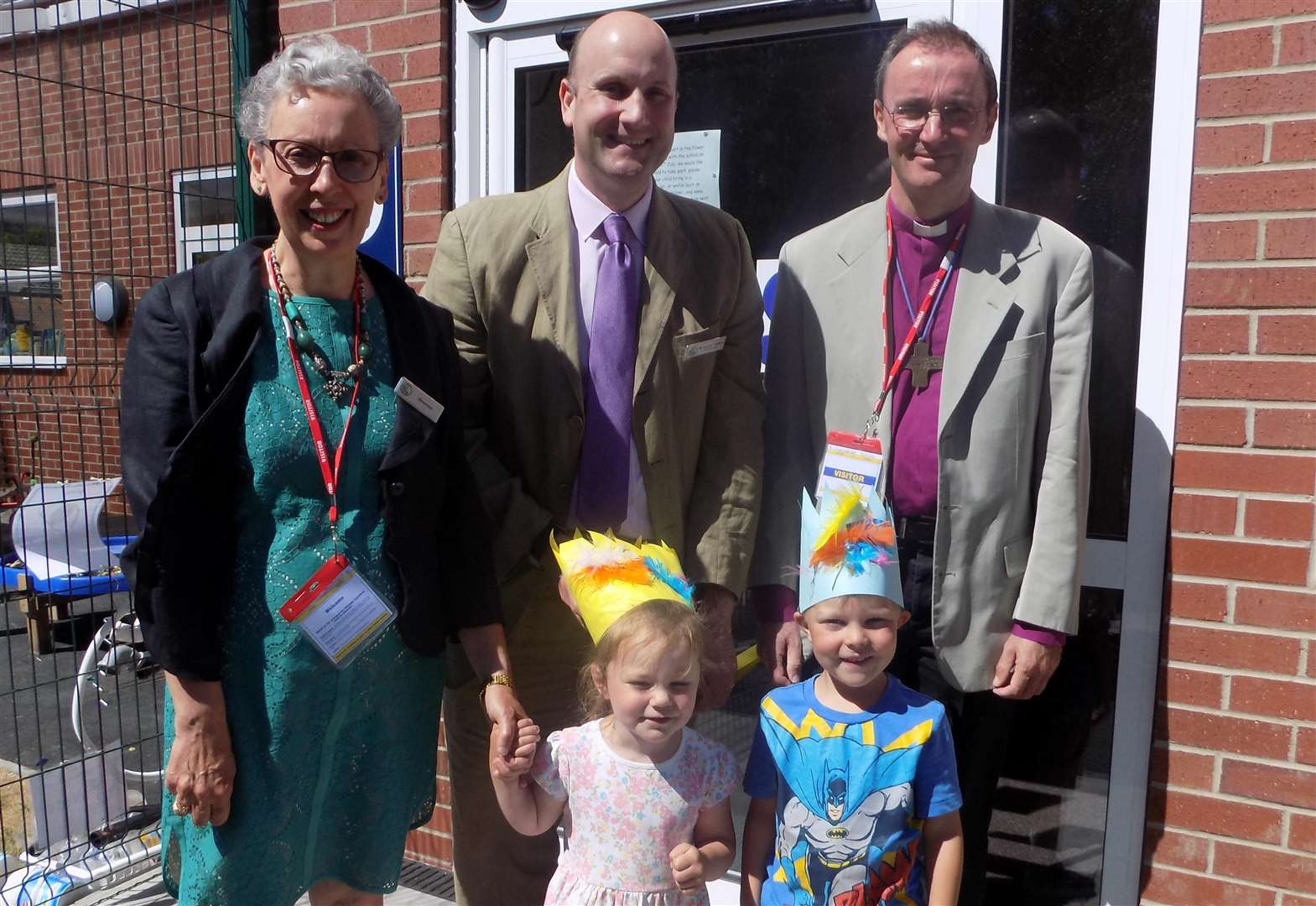 'Owls' nursery formally opened