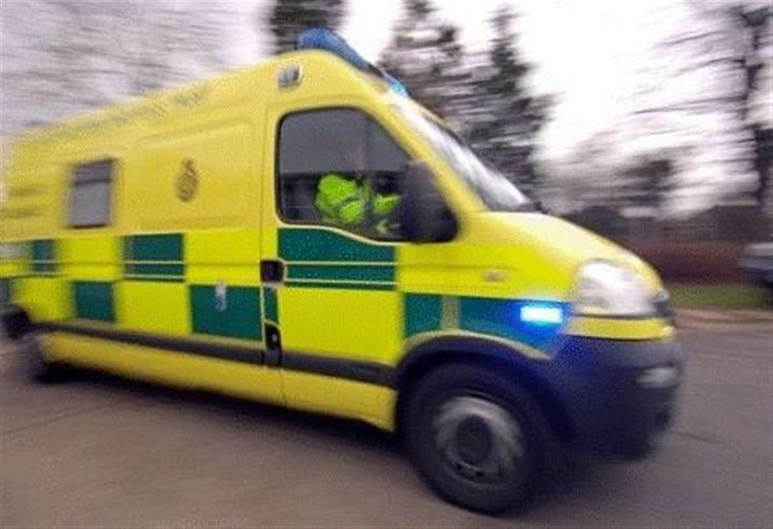 Boost of £4.9m for new ambulances