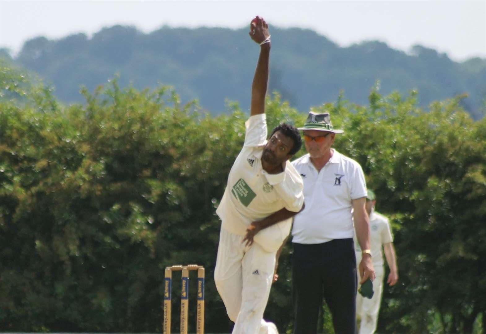 Seven-up for Sachithra as Deeping deliver vital victory