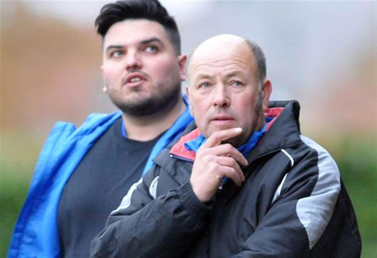 FOOTBALL: Wakes manager happy with second-half response