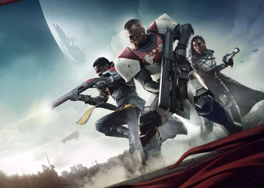 Destiny 2 is a triumph and well worth the wait