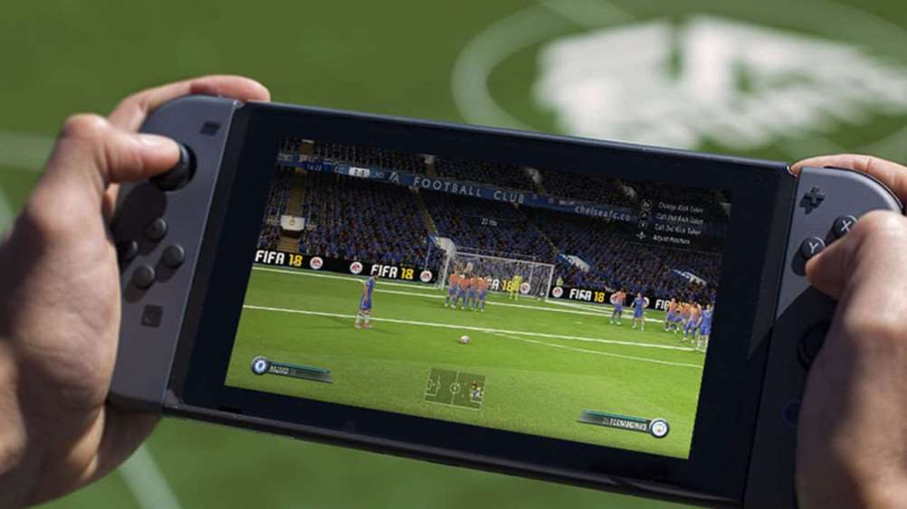 FIFA 18 should be viewed as the best portable football sim ever