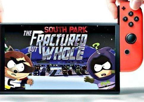 South Park hits the Switch