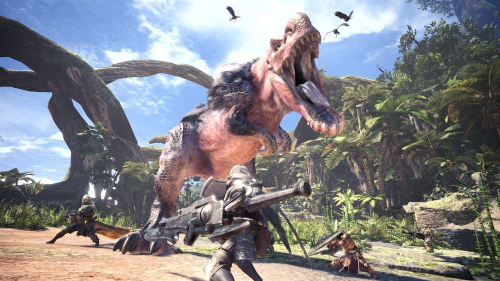 Monster Hunter World Crack With License Free Download {Latest Version}