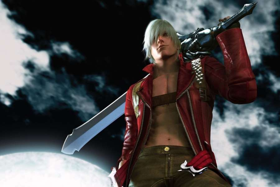 Devil May Cry HD Collection now runs in 1080p and is still stylish