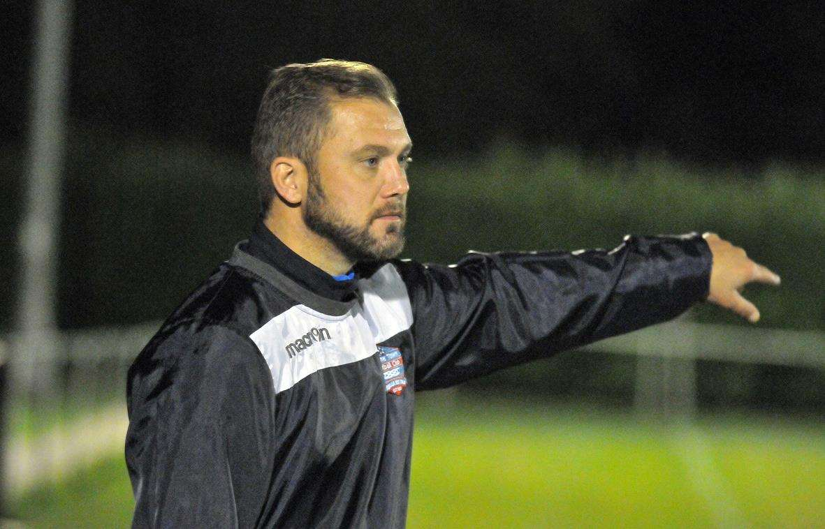 Joint manager Rob Middleton