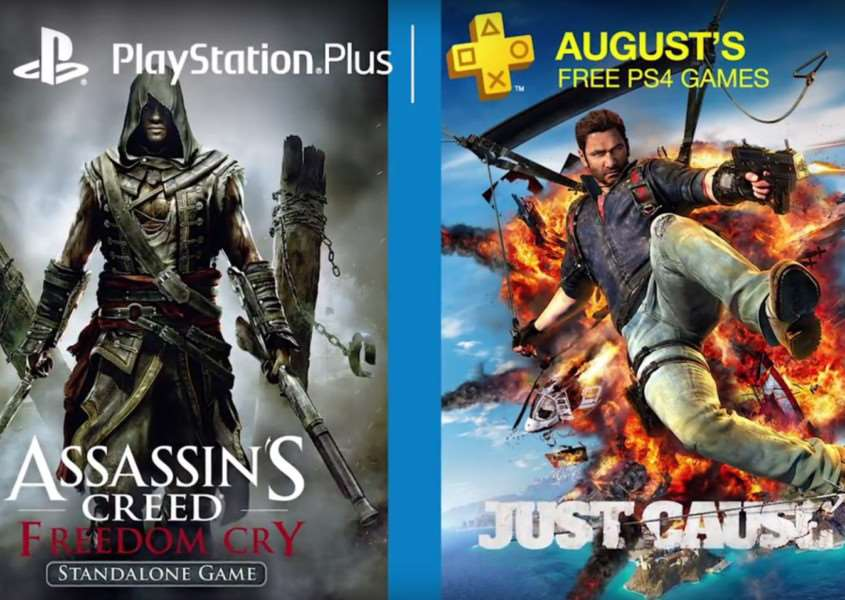 August's PlayStation Plus offering is quite the treat