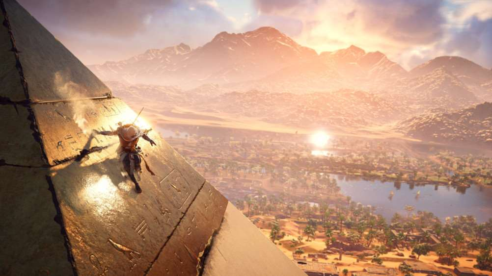 Assassin's Creed plays as good as it looks