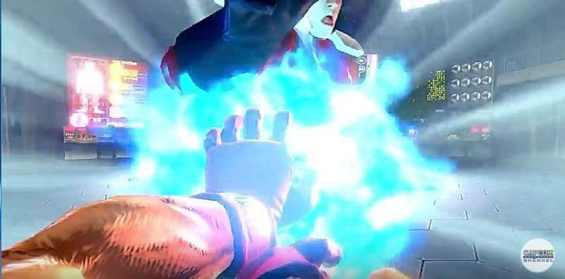 Street Fighter on Switch will have a first person mode